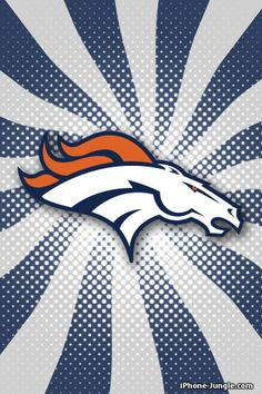 Denver Broncos Wallpaper 19B9 - Wallpaper Goo