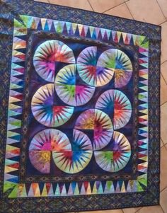 Quilting Ideas | Project on Craftsy: New York Beauty
