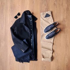 "1,901 Likes, 50 Comments - Dimitris Kolonas (@dimitris_kolonas) on Instagram: ""Starting the week with a classic combo ___ Overshirt: @native_youth Shirt: @riverisland Pants:…"""
