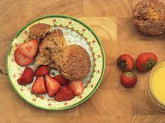 Stroopwafel muffins! <3