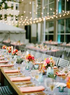 Mca Chicago Photo By Olivia Leigh Photographie Mod Wedding Reception Dream