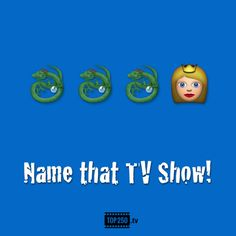 TOP 250: Name that tv show