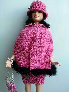 vêtement pour poupée mannequin Barbie (188)