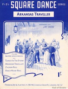 Arkansas Traveller (F&D's Square Dance Series), Jay Hicks (arranger)