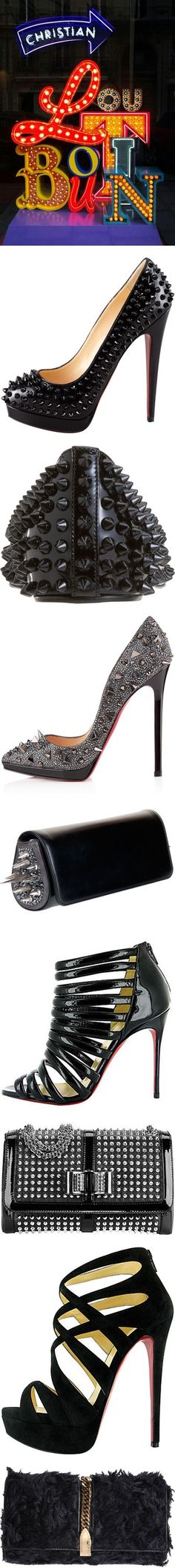 """christian louboutin""created by LOLO...this link keeps getting changed to spam. These images were found on the Christian Louboutin website."