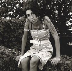 Amy Winehouse at Proud: Mischa Richter