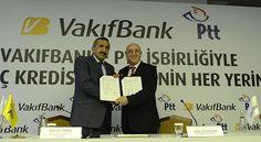 VakıfBank ve PTTden emeklilere özel işbirliği
