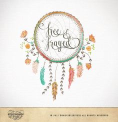 This is really beautiful!!! Good for ispiration)  Hand Drawn Logo Design by Demoisellepixel