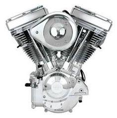 L'evolution è la famiglia di propulsori prodotti dalla Harley Davidson tra i 1984 e il 1999 detti anche EVOo Blockhead dalla forma di test...