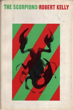 Milton Glaser. 1967 If you've ever been stung by a scorpion you'll know this graphics is spot on!