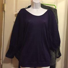 Brand new Ann Taylor loft wide sleeve sweater Brand new Ann Taylor sweater/size s/wide sleeve/ very cute Ann Taylor Sweaters Crew & Scoop Necks