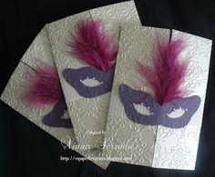 21 Best Masquerade Invites Images Diy Invitations Wedding Cards