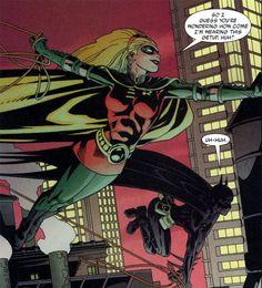 BatmanYTB - Character Profiles - Robin IV (Stephanie Brown)