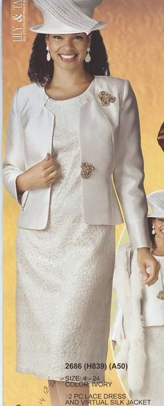 Mariam's Fashion - Church Suits For Women Lily  http://www.mariamsfashion.com/church-suits/church-suits-for-women-lily-taylor-2686/