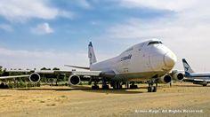 Semi-Retired Iran Air Cargo Boeing 747-200F | Flickr - Photo Sharing!