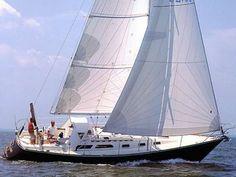 Sabre 38 MkII photo on sailboatdata.com