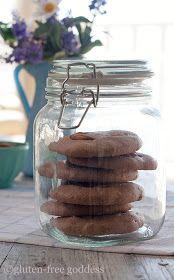 Gluten-Free Goddess Cookies by Karina A huge list of gf cookies!!