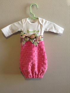 Hey, I found this really awesome Etsy listing at https://www.etsy.com/listing/155973789/precious-minky-layette-gown