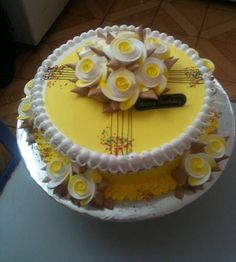 Buttercream Cake Designs, Cake Frosting Recipe, Cake Icing, Cake Decorating Designs, Cake Decorating Videos, Birthday Cake Decorating, Pretty Cakes, Beautiful Cakes, Best Birthday Cake Recipe