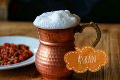 Salty Youghurt from turki, its ayran...