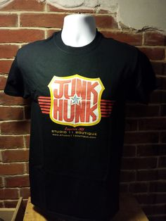 Junk Hunk T Shirt by whattawaist on Etsy, $23.00