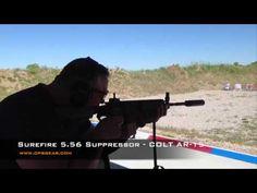 OPSGEAR® Team Members Shooting the Surefire 5.56 Suppressor - http://fotar15.com/opsgear-team-members-shooting-the-surefire-5-56-suppressor/