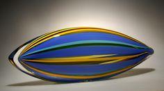 David Patchen - Piscine 2012 blown glass; cane
