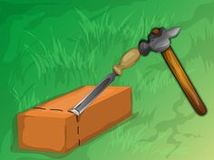 How to Cut Brick: 6 Steps (with Pictures) - wikiHow