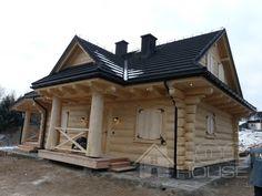 Realizacje: Zawoja DW11 Koszalin - str. 1 - Log House - Domy z Bali