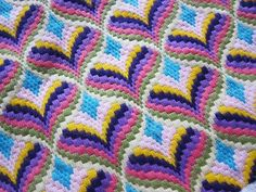 still have to try some bargello needlework. so much potential