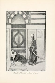 Arabian nights illustrated by Walter Paget  https://ia601409.us.archive.org/BookReader/BookReaderImages.php?zip=/30/items/arabiannights00rous/arabiannights00rous_jp2.zip&file=arabiannights00rous_jp2/arabiannights00rous_0257.jp2&scale=2&rotate=0