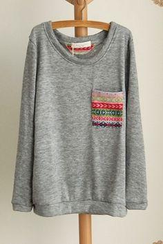 big sweaters everyday