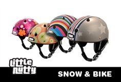 Shopping: Nutcase cute bike helmets