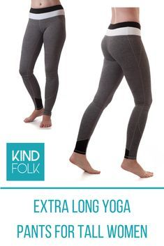 12dadf179e060 KINDFOLKs Extra Lon   Best Products   Tall women, Pants, Yoga
