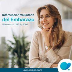 La Interrupción Voluntaria del Embarazo es el procedimiento donde se busca terminar de manera consciente y voluntaria el embarazo en curso, evitando que las mujeres recurran a interrupciones inseguras que pongan en grave peligro su vida y su estado de salud. . 📱 Asesoría telefónica: • Medellín 448 34 22 opcion 2 - 1 • Bogotá 482 32 62 opción 2 - 2 Celular 3162379391 Celular 24 horas 3177159107 🌐 unimedicos.com