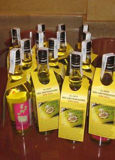 Quelques bouteilles de la cuvée 2011 de Santa Tecla #tarragona #liqueur #chartreuse