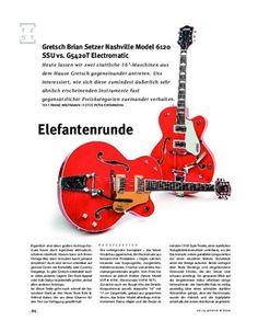 "Gretsch G5420T Electromatic OR E-Gitarre, Hollow Body, Cutaway, 16"" Korpus Stärke 70mm, Ahorn Hals, Palisander Griffbrett, Hump-Block Einlagen, 22 Bünde, Sattelbreite 43mm, Mensur 622mm, 2x Blacktop FilterTron Pickups, 3 Weg Schalter, Palisander..."