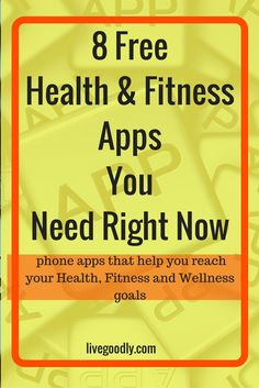 Free health, wellness, fitness apps to help you reach your goals