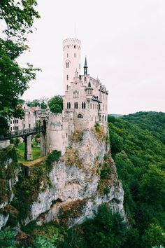 Lichtenstein Castle, Germany