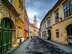 Sopron, Hungary by Mukk Sándor, via Places In Europe, Places Around The World, Places To See, Around The Worlds, Budapest Hungary, Ultimate Travel, Eastern Europe, Adventure Awaits, Wanderlust Travel