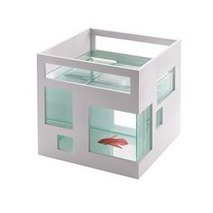 My design inspiration: Fish Hotel White on Fab.