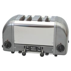 Cadco 4Slot Buffet Toaster 120Volt -- Click on the image for additional details.