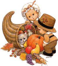 Precious Moments Thanksgiving Clip Art | THANKSGIVING