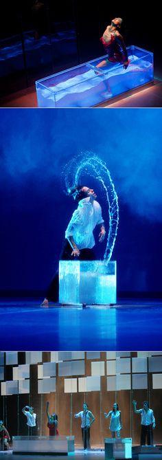 """""""Correr o fado"""" - Quorum ballet Set Design: Hugo F. Matos"""