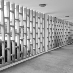 Image result for concrete lattice wall