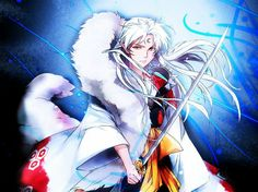 Fan of the demon lord - Sesshomaru? Check out these 9 Sesshomaru Quotes From Inuyasha Anime, taken from Sessshomaru's best moments in the series. Minato Y Kushina, Tenten Naruto, Inuyasha Fan Art, Inuyasha Love, Anime Demon, Manga Anime, Anime Boys, Mai Hime, Seshomaru Y Rin