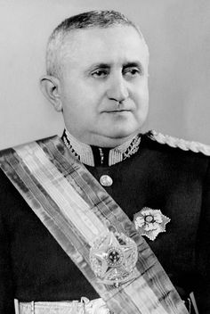 Eurico Gaspar Dutra  - 1946