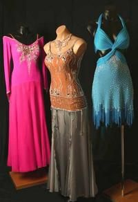 dancing with stars costumes | ... quickstep and Holly Brisley's cha cha from Dancing with the Stars