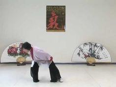 38 best Dragon s Breath OF Fire QiGong images on Pinterest   Marshal     This is the normal version of the Health Qigong Ba Duan Jin  often refered  to as eight pieces of Brocade or eight Treasures