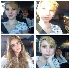 Willow Shields Twin Sister